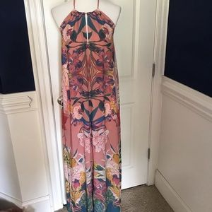 Flying Tomato maxi dress sz M
